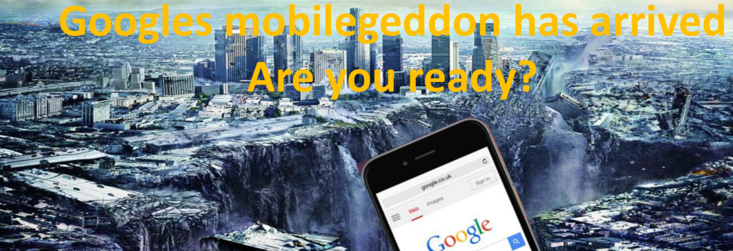 mobilegeddon - mobile friendly website