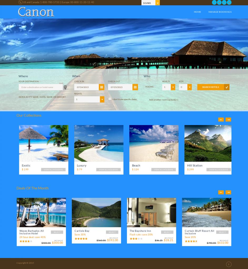 Best Affiliate Travel Websites