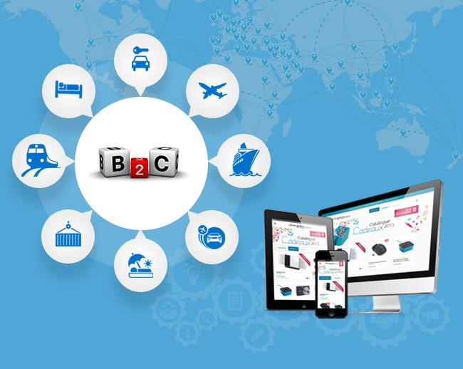 B2C Travel Agents Portal