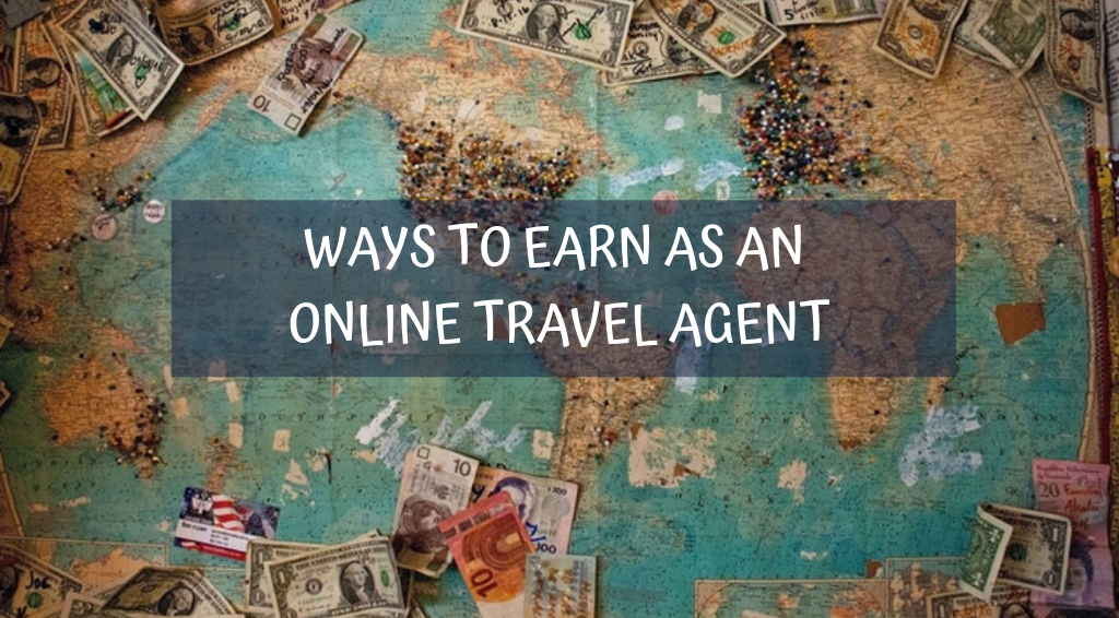 How travel agents get paid
